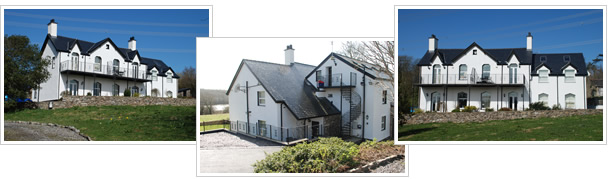 Complete refurbishment of old rectory North Wales